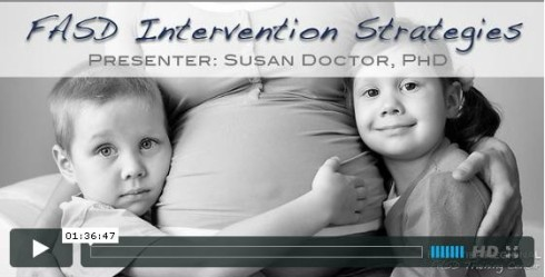 FASD Intervention Strategies