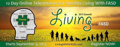 Living with FASD Summit 2013