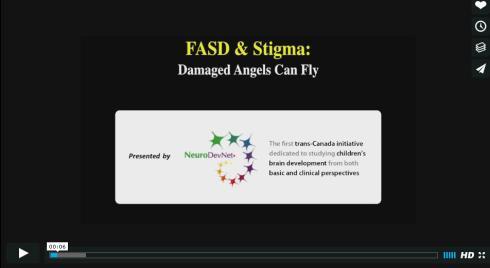 NDN FASD and Stigma